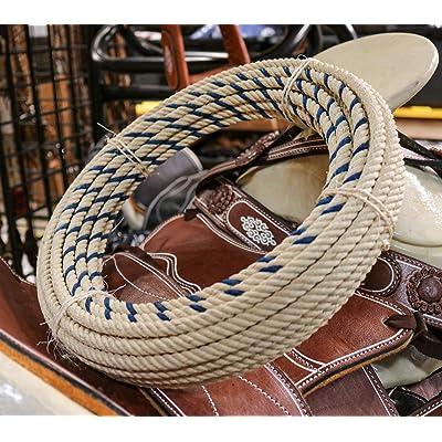 Charro Ixtle Maguey Soga Charro Rope 68FT