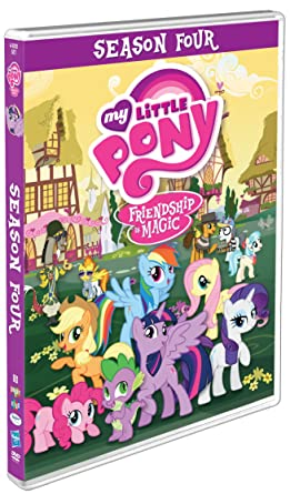 amazon com my little pony friendship is magic season 4 tara