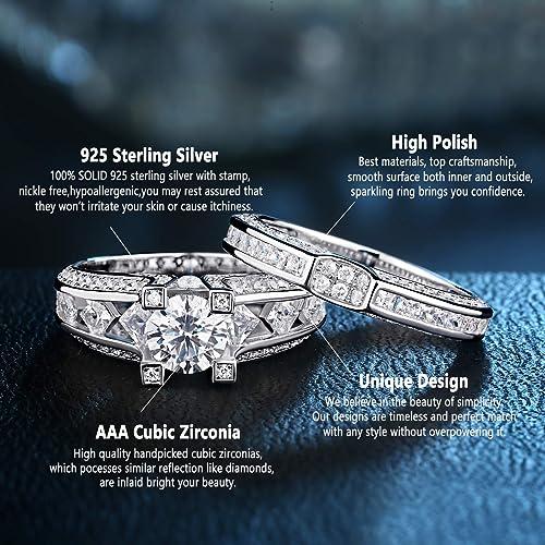 Newshe Jewellery JR4661_SS_W product image 3
