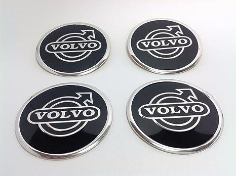 72 mm Think Ink Adesivi 3D Stickers 4 Pezzi Logo Imitazione Tutte Le Dimensioni Centro cap Wheel Coprimozzo