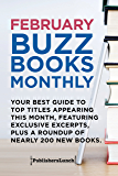 February Buzz Books Monthly: Your Best Guide to Top Titles Appearing This Month