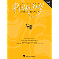 The Ultimate Broadway Fake Book book cover
