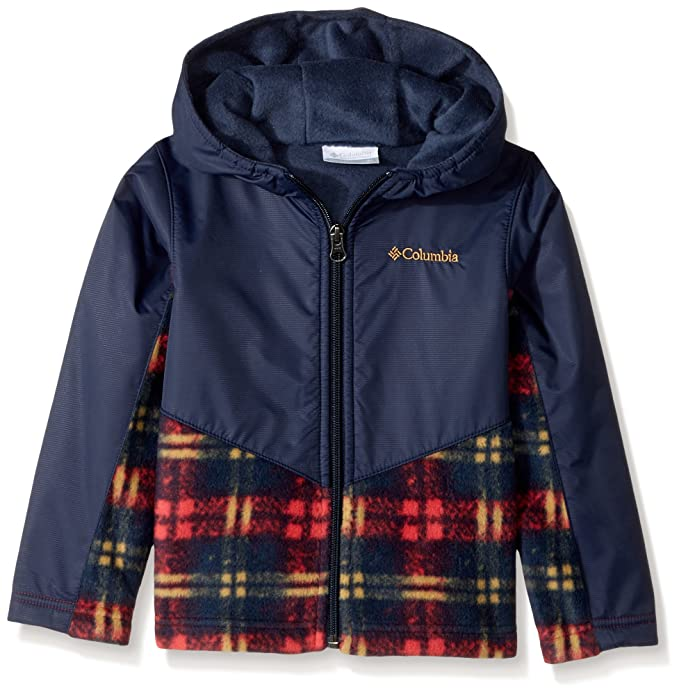 5f115e3de880 Amazon.com  Columbia Girls  Steens Mt Overlay Hoodie  Clothing