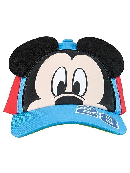 Disney Gorra para niño Mickey Mouse Talla única  Amazon.es  Ropa y  accesorios 60294c86a94