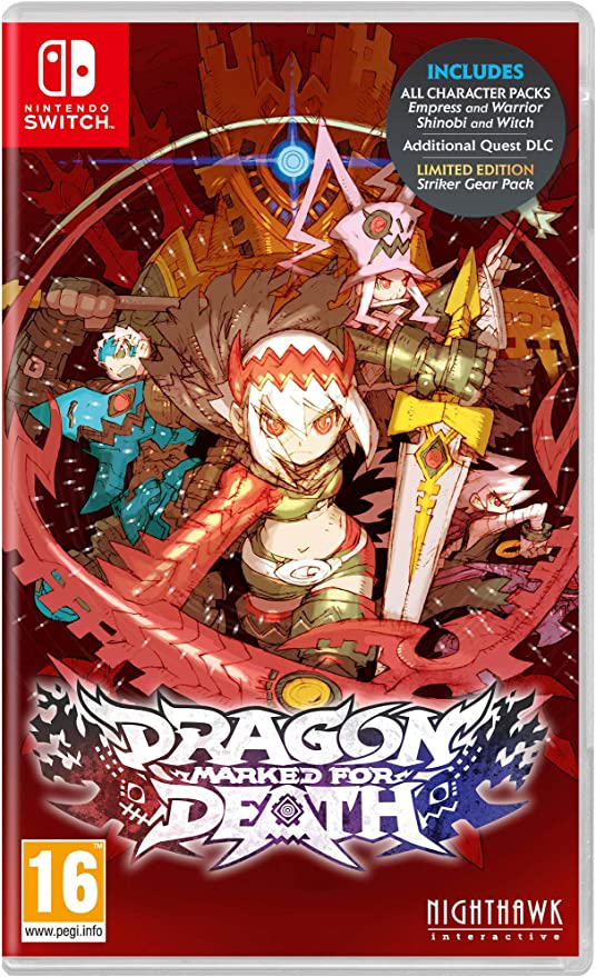 Dragon Marked for Death: Amazon.es: Videojuegos