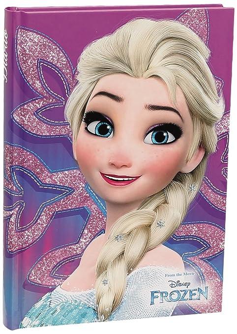 25 opinioni per Frozen FR903000 Diario da Scuola, Colori assortiti, 1 pz