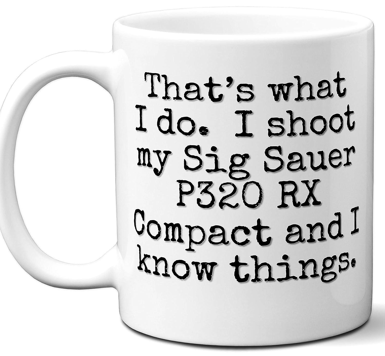 Amazon com: Gun Gifts For Men, Women  Sig Sauer P320 RX