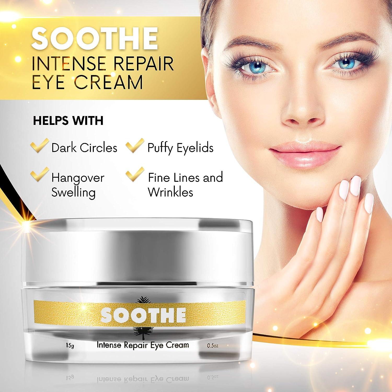 Amazon.com: Crema para ojos con tratamiento de reparación ...