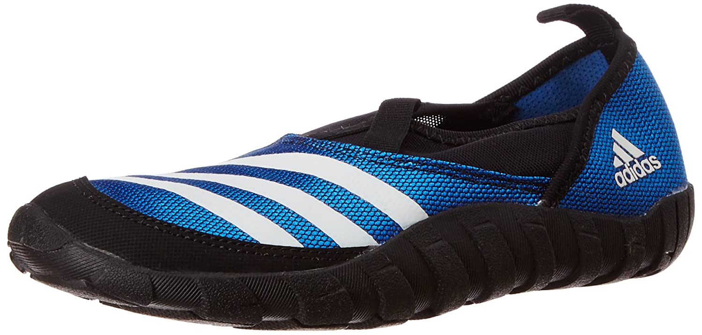Buy Adidas Unisex Jawpaw K Blue, Black