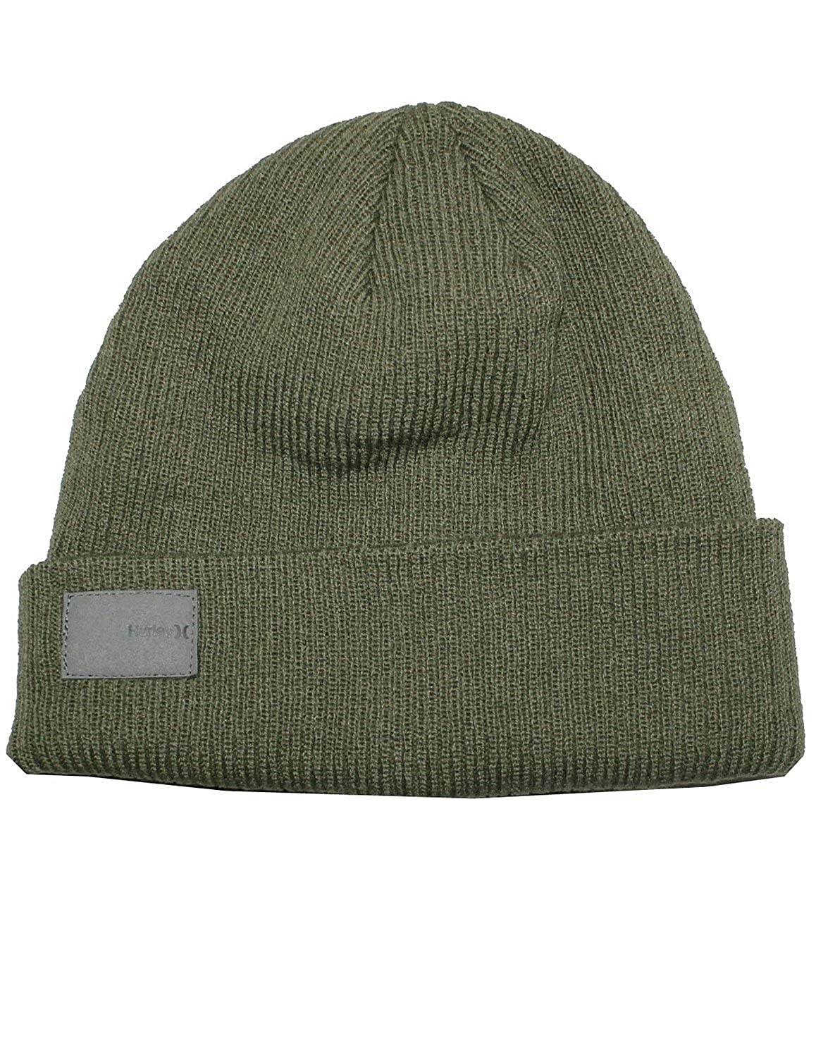 Hurley Unisex Ski & Skate Roll Up Knit Beanie / Winter Hat