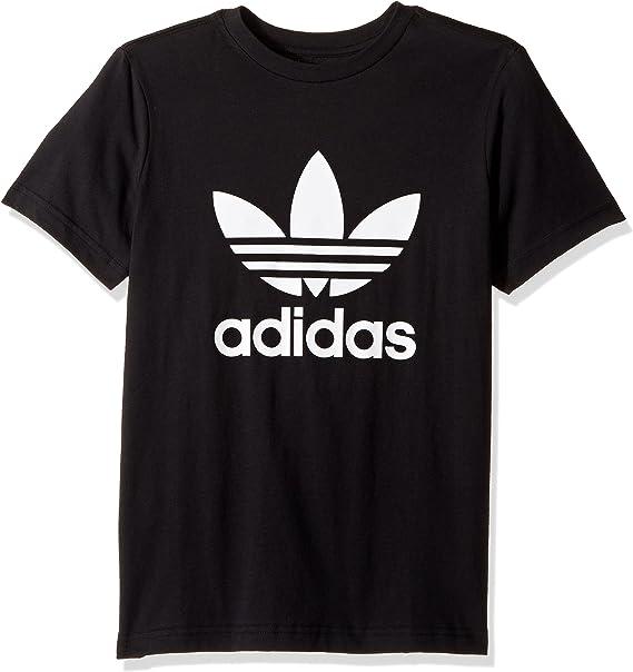 boys black and white adidas