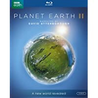 Planet Earth II Standard Edition on Blu-ray