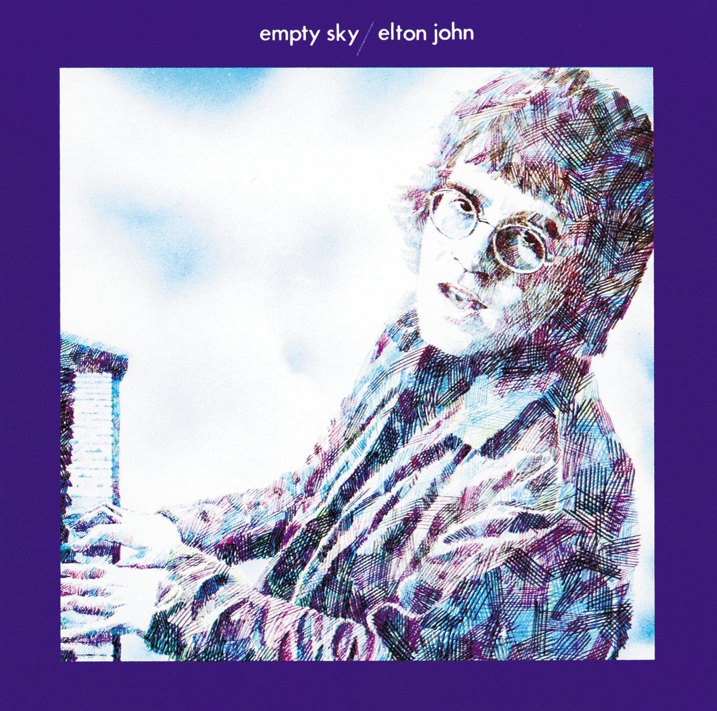 Image result for elton john empty sky