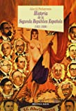 Historia de la Segunda República Española (1931-1936) (Historia Biblioteca Nueva)