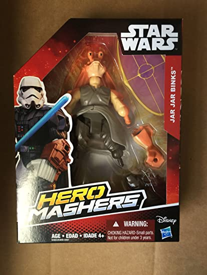 Star wars-hero mashers-B3663 jar jar binks-neuf