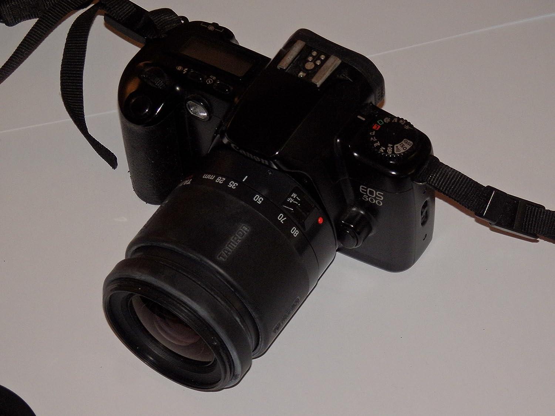 Canon EOS 500 – SLR Cámara – Cámara réflex analógica con AF de ...