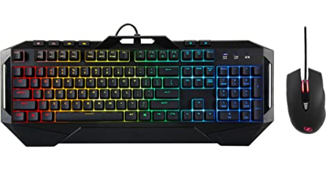 3a3cadd5d0f Rosewill Fusion C40 Gaming RGB Keyboard and Mouse Combo only $29.99 |  eDealinfo.com