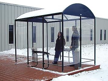 Smoking Shelter - Free-Standing & Amazon.com: Smoking Shelter - Free-Standing: Home Improvement