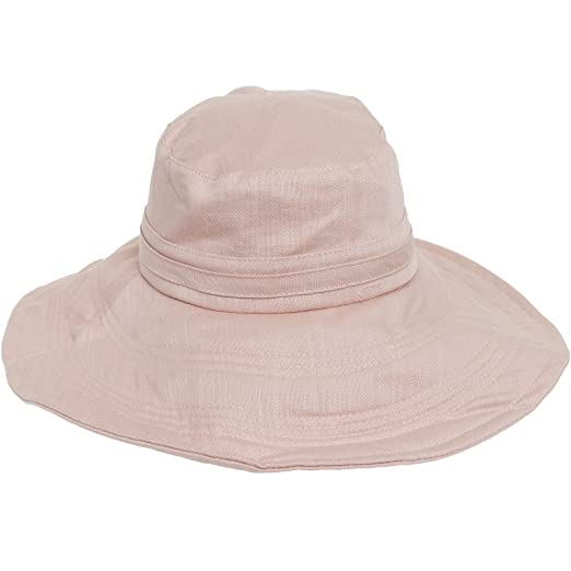 Women s Bucket Hat - Wide Brim Collapsible Summer Sun Protection Floppy Hat  by Silver Lilly ( 6c8f118e8e4