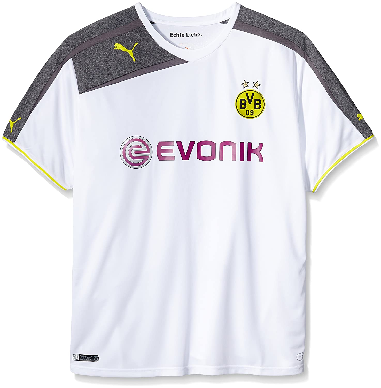 PUMA Herren Trikot BVB Third Replica Shirt Big Größes