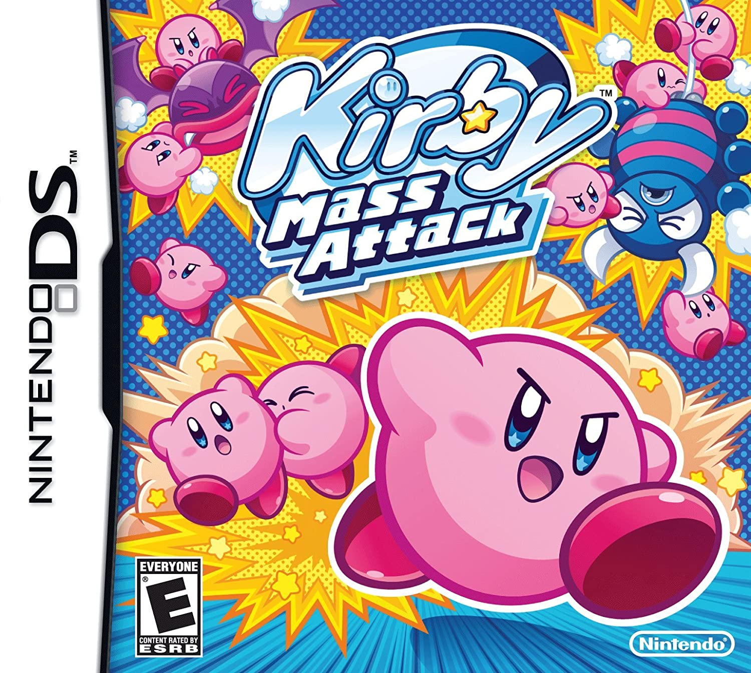 Kirby Mass Attack: Amazon.in: Video Games