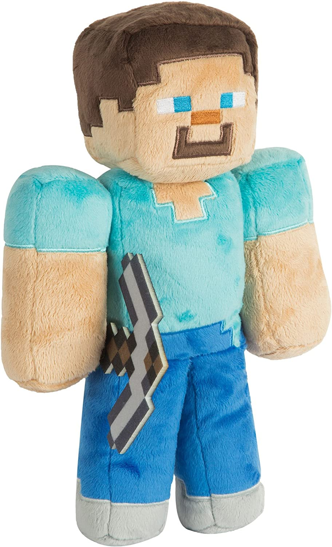Minecraft 11 Steve Plush Toy