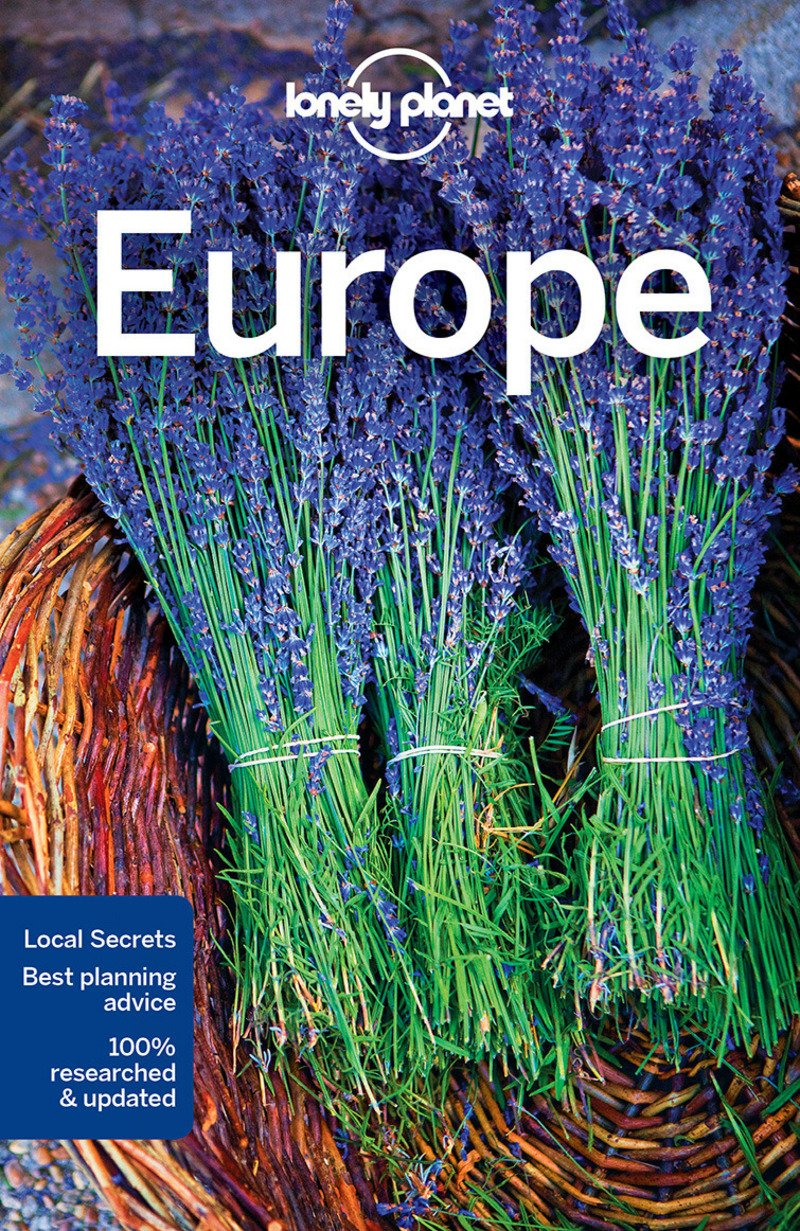Lonely Planet Europe Travel Guide product image