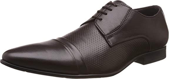 BATA Men's Jack Leather Formal Shoes Men's Formal Shoes at amazon