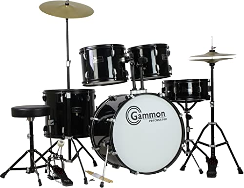 Gammon Percussion Adult 5-Piece Kit