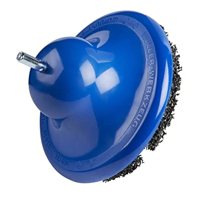 Mueller-Kueps 433 502/M Blue 160mm Diameter Wheel Hub Grinder: Automotive