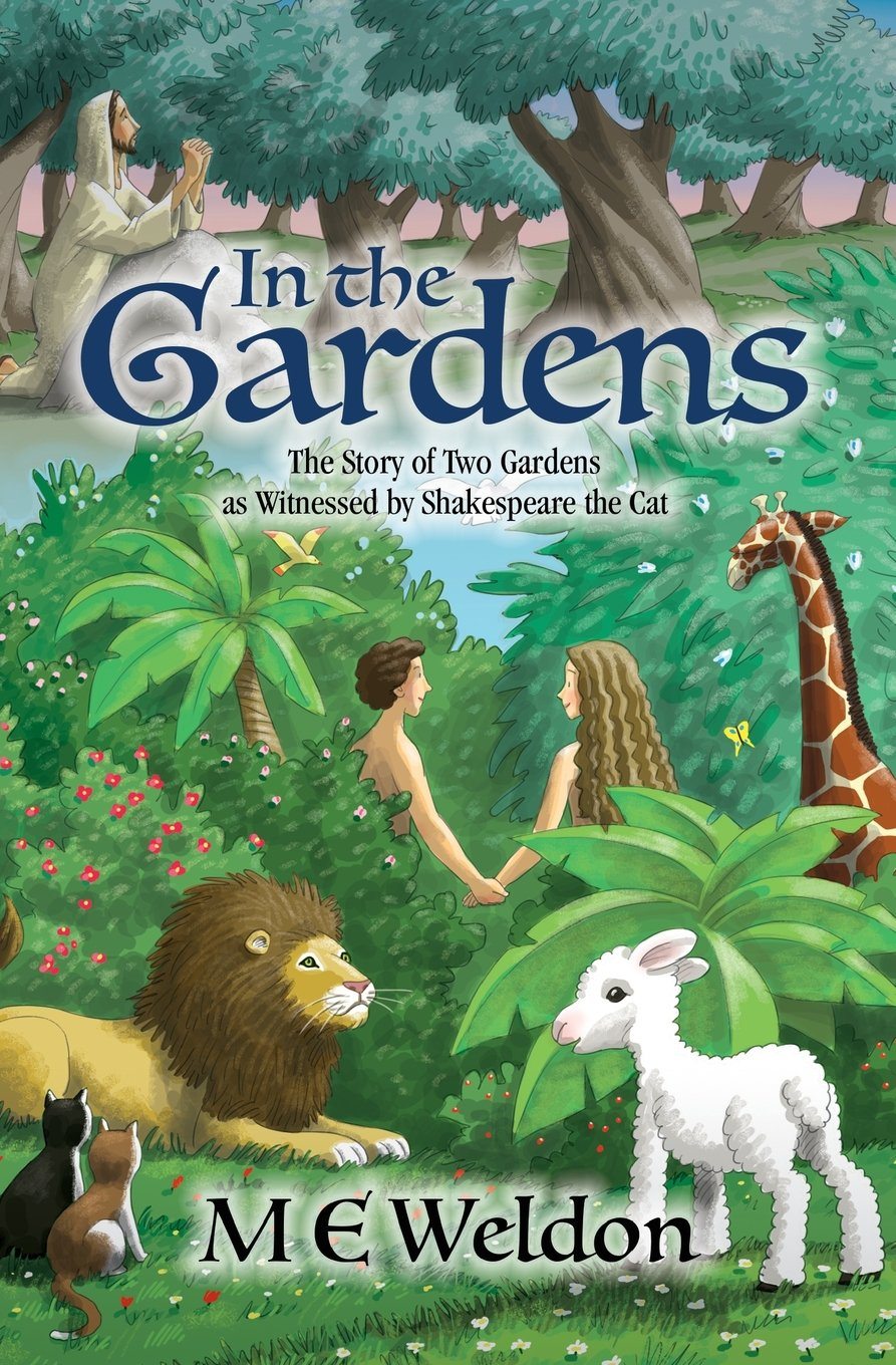 In the Gardens: The Story of Two Gardens as Witnessed by Shakespeare the Cat pdf