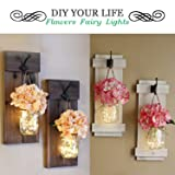 OakHaomie 6PCS LED Fairy String Lights with