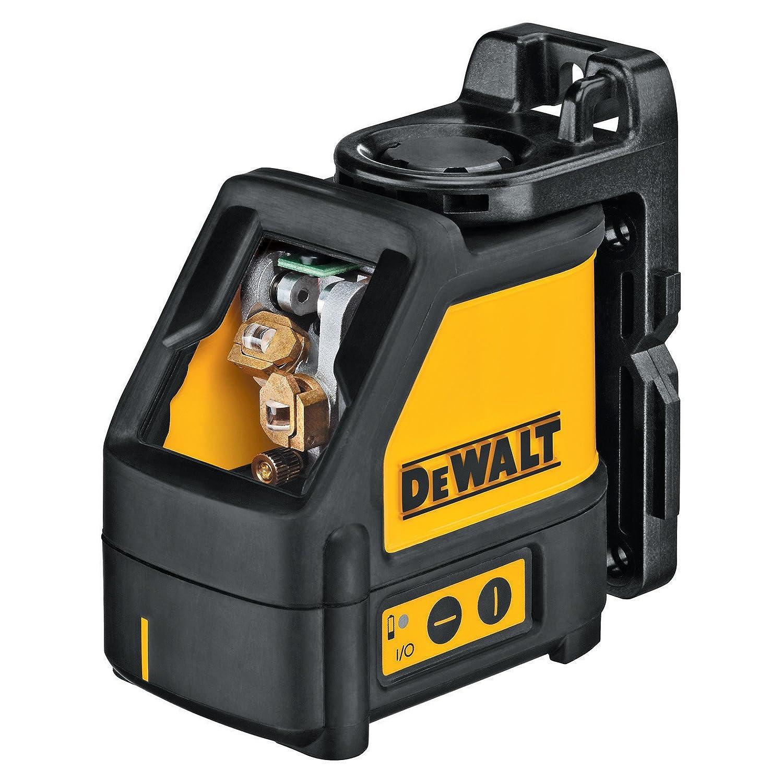 DEWALT DW087K - Láser de línea horizontal y vertical: Amazon.es: Industria, empresas y ciencia