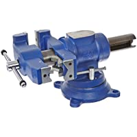 Deals on Yost Vises 5in Multi-Jaw Rotating Combination Pipe & Bench Vise