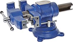 Yost Vises 750-DI 5-Inch Bench Vise