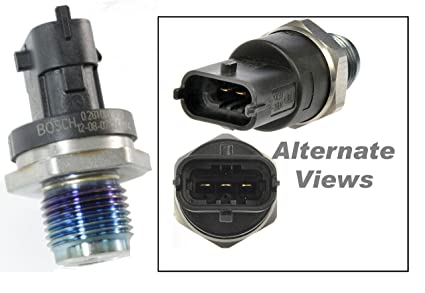 Amazon com: APDTY 112690 Fuel Pressure Sensor For Duramax 6 6L