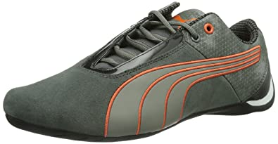 Puma Future Cat S1 Suede, Baskets mode homme Gris (Dark