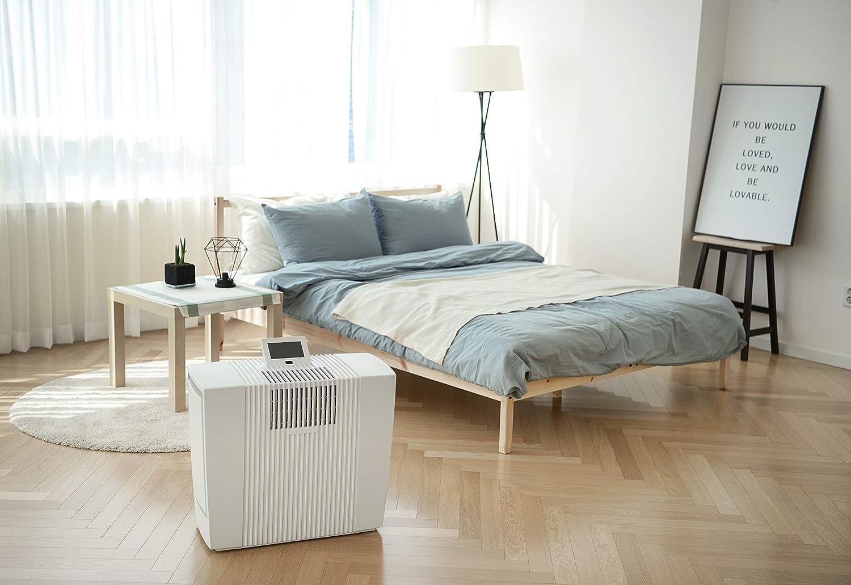 Venta Luftreiniger LP16 Ultra für Allergiker mit Feinstaubsensor und  Partikelanzeige (bis zu 16 qm), weiß