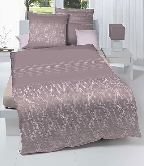 Aufbewahrungsbeutel alle Größen 4 Farben Kaeppel Mako-Satin Bettwäsche Texture