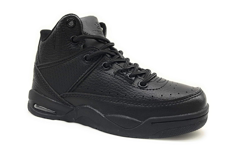 Dream Seek Little Kid//Big Kid JD Boys 5045 Basketball High Top Athletic Running Fashion Sneakers