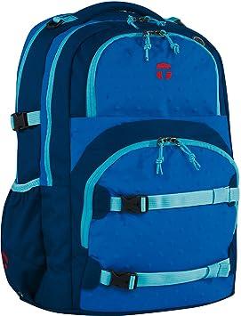Take It Easy OSLO-FLEX - Mochila de Flex Zoom Blue 558038 Zoom Blue: Amazon.es: Oficina y papelería