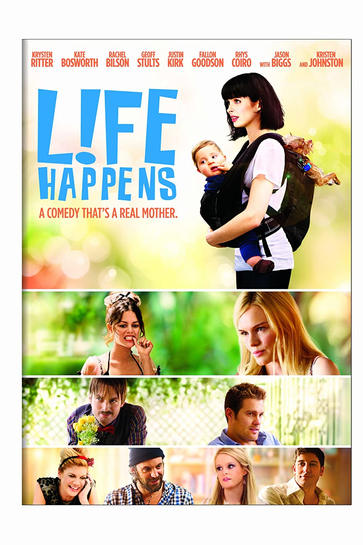 Amazon.com: Life Happens: Krysten Ritter, Kate Bosworth, Rachel ...