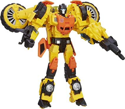 Transformers Generations Voyager Roadbuster New Instock