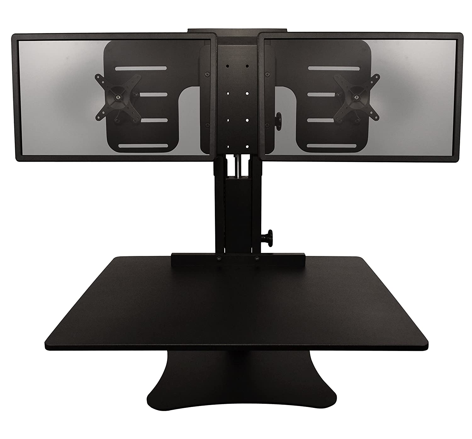 Victor Sit Stand Converter Steppie Balance Image 1