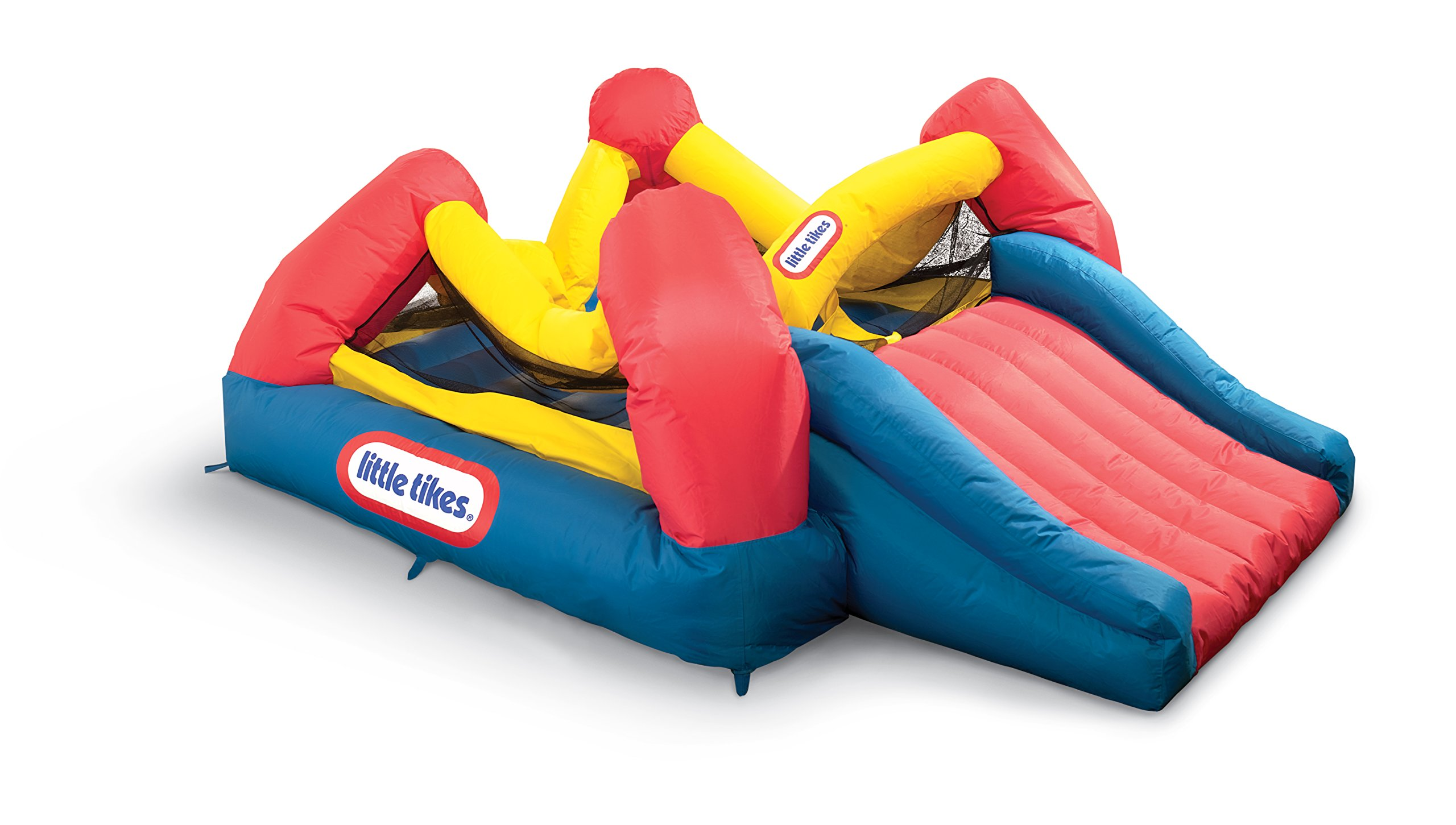 Little Tikes Inflatable Jump 'n Slide Bounce House w/heavy duty blower by Little Tikes (Image #8)