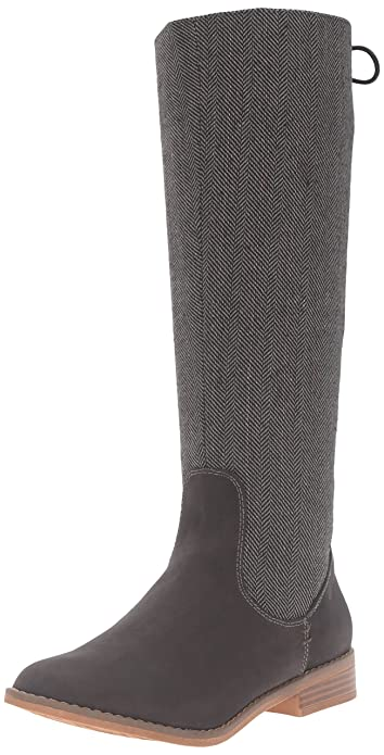 Rocket Dog Womens Moore Coast Tabitha Fabric Western Boot Ash