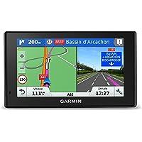 Garmin DriveAssist 50 LMT - GPS Auto - 5 pouces - Cartes Europe 46 pays - Cartes, Trafic, Zones de danger à vie - caméra intégrée - Appels Mains Libres