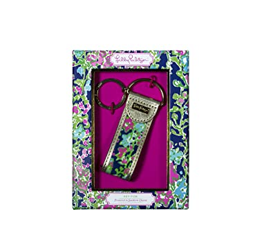 Amazon.com  Lilly Pulitzer Southern Charm Key Fob (163622)  Shoes 2a0d84f6fc7e