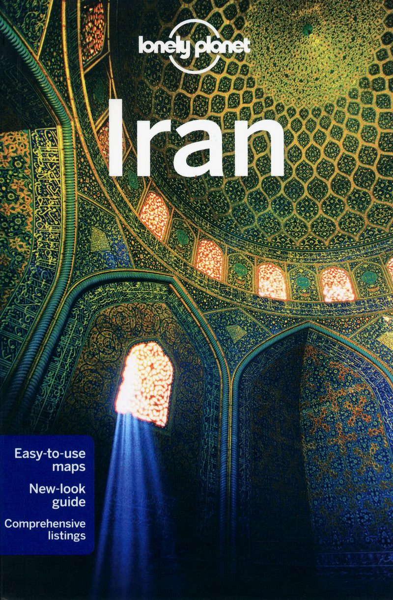 Burke, A: Iran (Country Regional Guides)