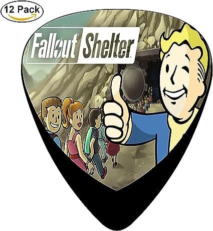 Fallout Shelter Púas de guitarra púa para guitarra eléctrica o ...
